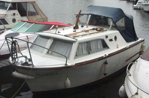 Seamaster 20 captain