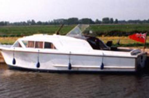 Seamaster 24 cadet