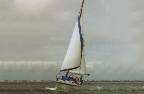 Seamaster 29 sailor