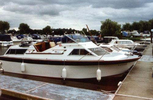 Seamaster 8 Metre Motor Cruiser