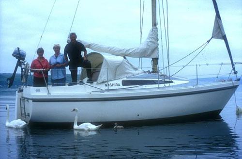 Seamaster 815 sailor