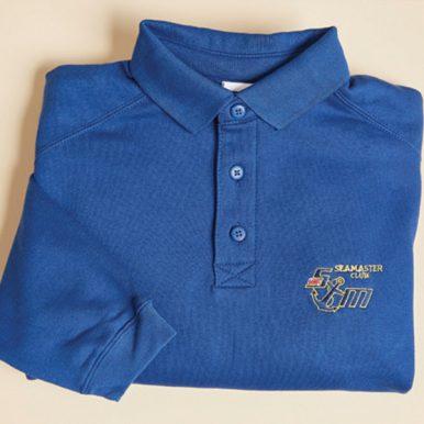 seamaster Sweatshirt collar attached