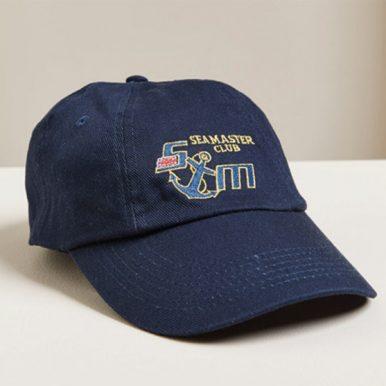 seamaster club baseball cap