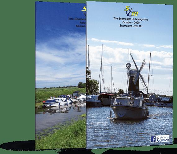 seamaster club magazine