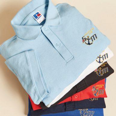 seamaster club polo shirts